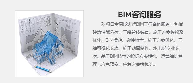 BIM咨询亚搏彩票手机版